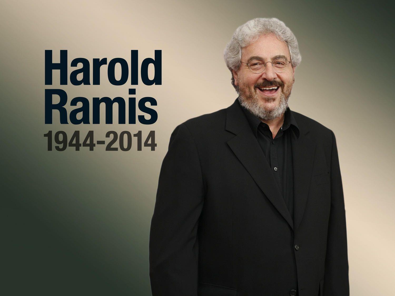 Ghostbusters Harold Ramis Death
