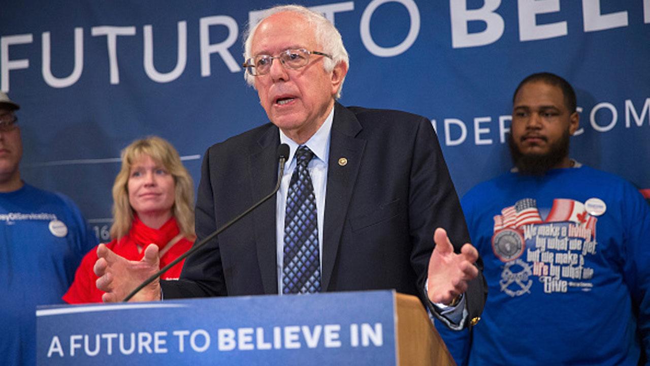 Bernie Sanders struggles to stop Hillary Clinton's momentum