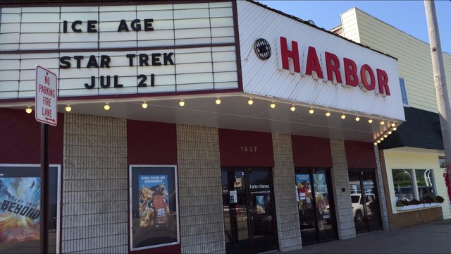 Muskegon's Harbor Cinema reopens with first run films Thursday