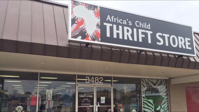 Africa 39 S Child Thrift Store Asking For Donations After Smoke Damages Building