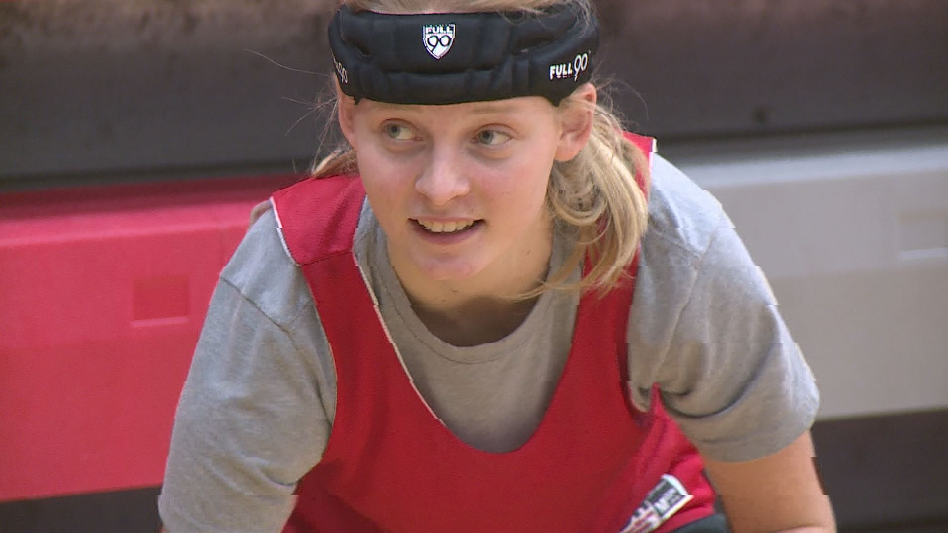 Meijer Scholar Athlete: Bre Harris | WZZM13.com