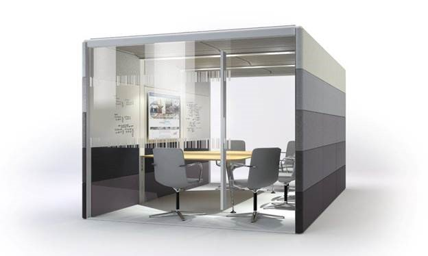 Custer Inc Showcases What 39 S New In Office Trends And Wzzm