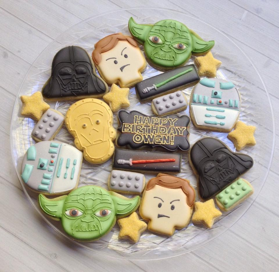 Star Wars-inspired Cookies On May The 4th