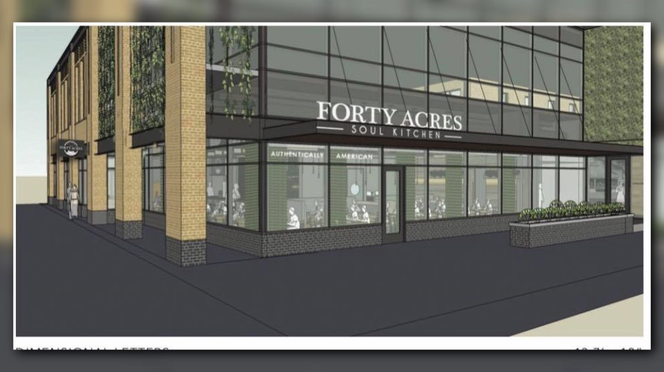 Forty acres soul food kitchen slated to open in grand - Home and garden show 2017 grand rapids ...