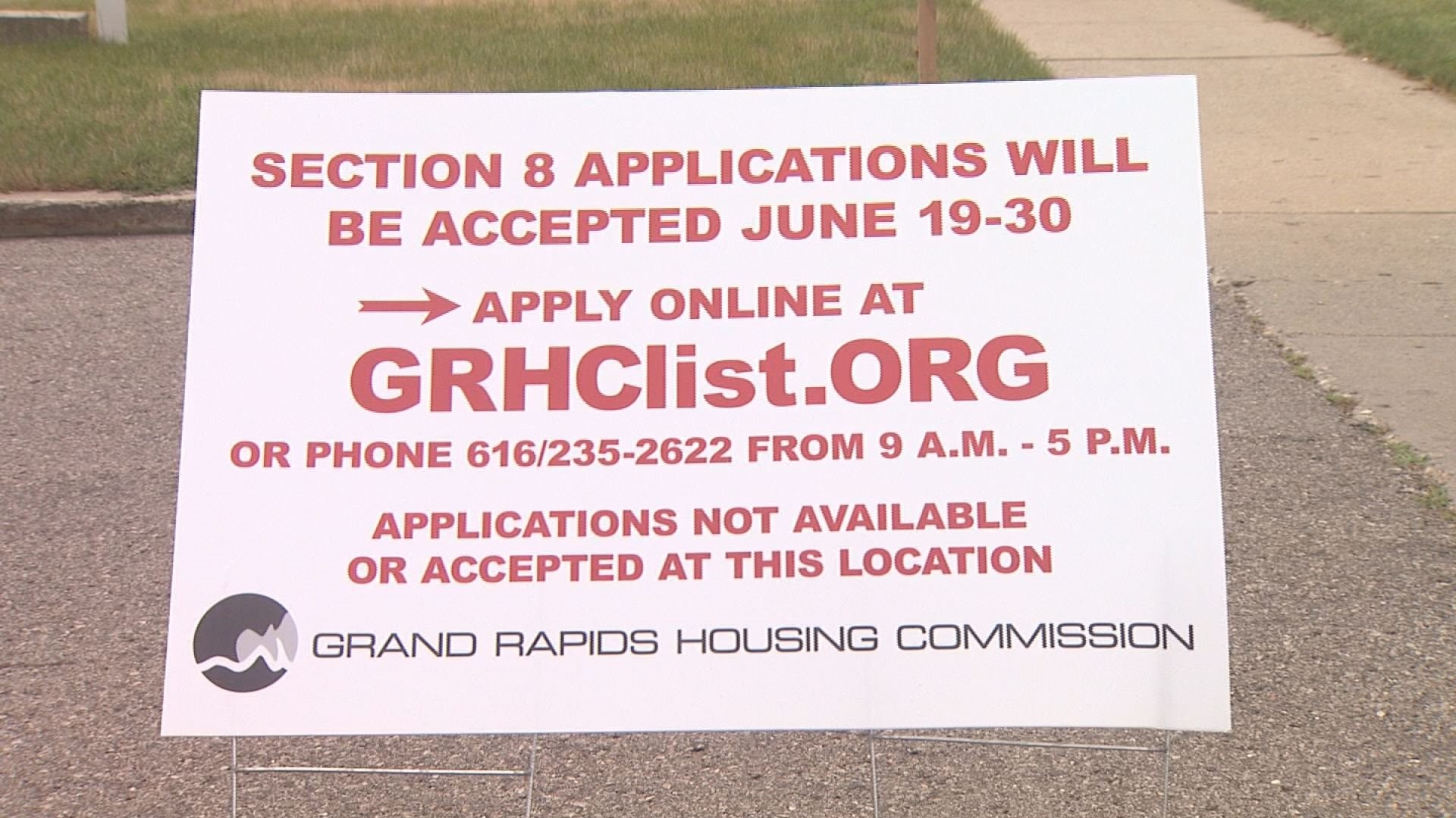 Grand Rapids Housing Commission accepts Section 8 ...