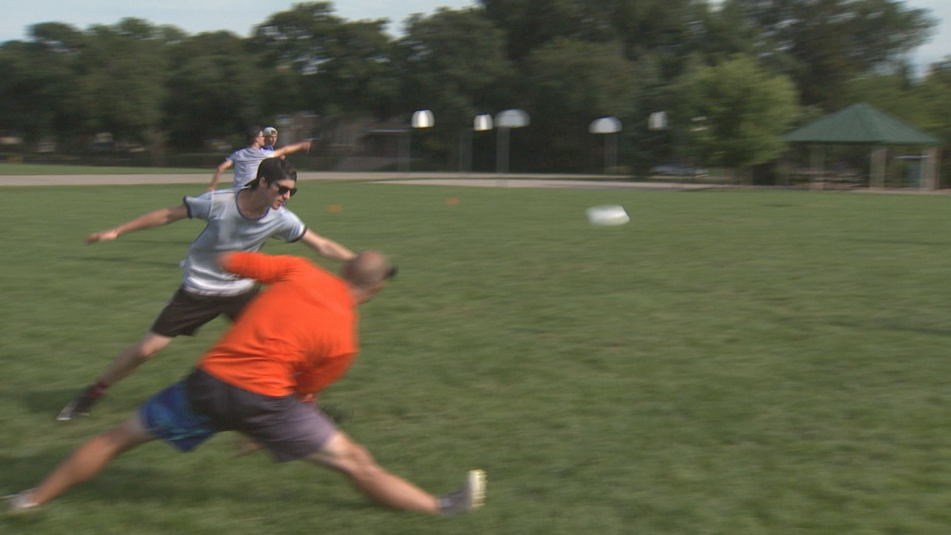 Growing the sport of ultimate frisbee