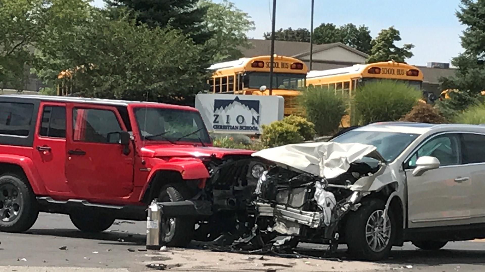 Car Accident In Grand Rapids Michigan